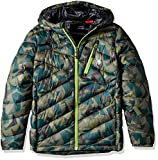 Spyder Boy's Dolomite Hoody, Mini Guard Camo, Small