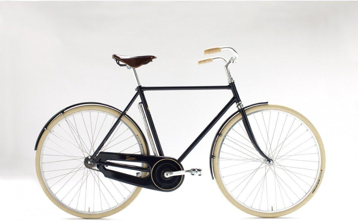 Taurus contropedale bicicleta 1 velocidad Vintage Hombre: Amazon ...