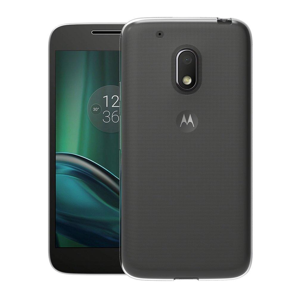AICEK Funda Motorola Moto G4 Play, Motorola Moto G4 Play Funda Transparente Gel Silicona Moto G4 Play Premium Carcasa para Moto G4 Play