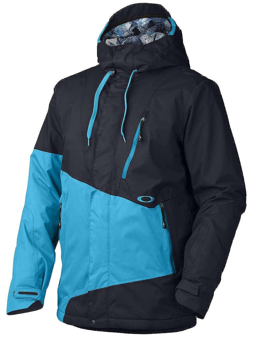 Oakley Division Función chaqueta Navy Blue, hombre, color ...