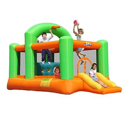 Castillos hinchables Juguetes Grandes para Niños Castillos ...