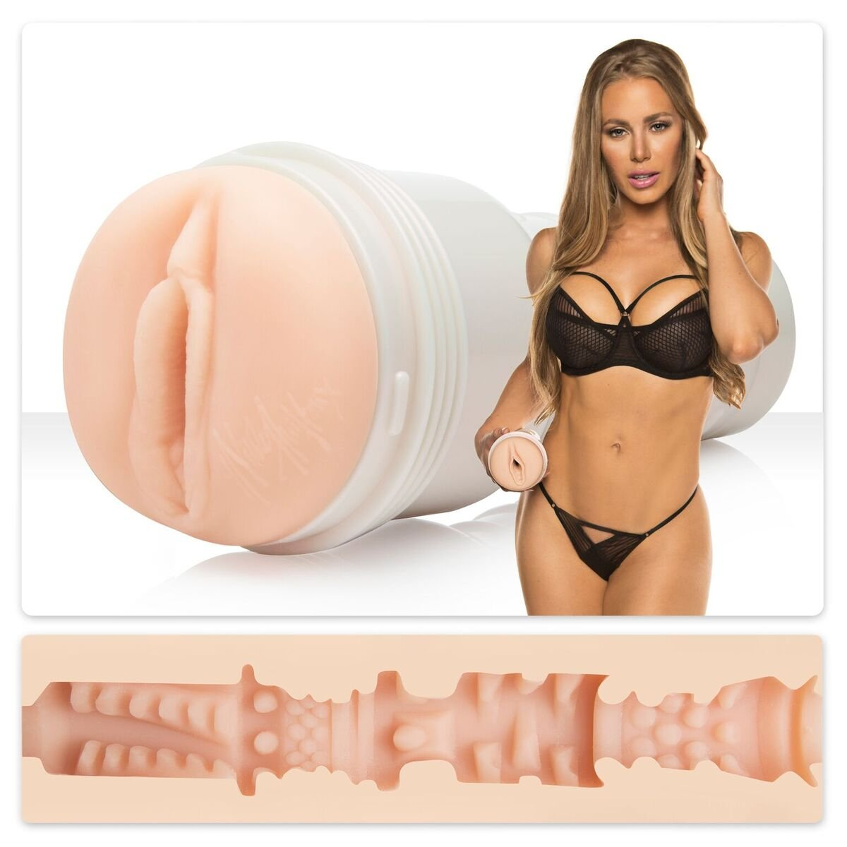 Fleshlight Girls | Nicole Aniston Fit | Very Realistic Male Sex Toy
