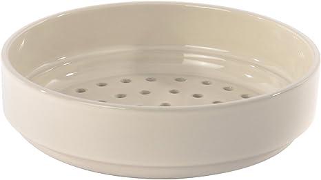 Berghoff Ron Olla Torre de Vapor (cerámica), Color Blanco