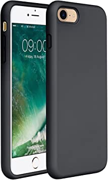funda protectora para Apple ultra-slim silicona case cover protección nuevo IPhone 8 Plus