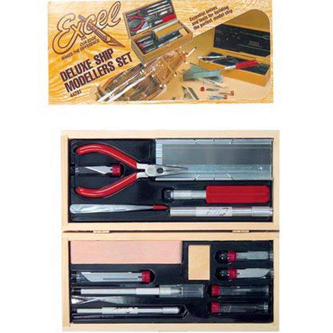44291 Deluxe Ship modelers Tool Set