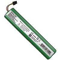 morpilot Roomba Batterie, Batterie de Rechange Ni-MH 3800mAh pour Aspirateur iRobot Roomba Séries 500, 600, 700 800 900 et Scooba 450