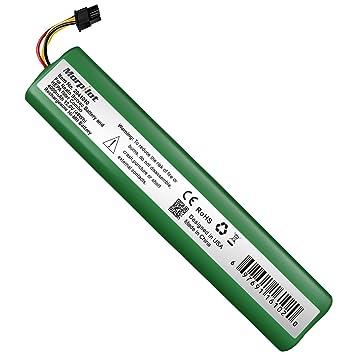 morpilot Batería Neato NiMh 4000mAh para Neato Botvac Serie D, Botvac 70e, 75, 80, 85, Paquete de 1 Pieza, Reemplazo para 945-0129: Amazon.es: Hogar