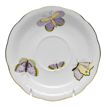 Herend China Royal Garden Tea Saucer  sc 1 st  Amazon.com & Amazon.com | Herend China Royal Garden Tea Saucer: Dinnerware: Tea ...
