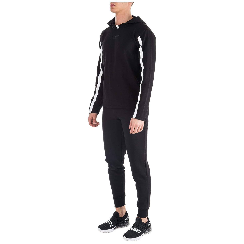 Plein Sport chándal con Pantalones y Sudadera Fashion Hombre Negro ...