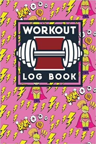 workout log book template