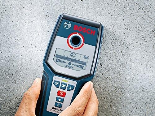 Bosch professional digitales ortungsgerät gms v block