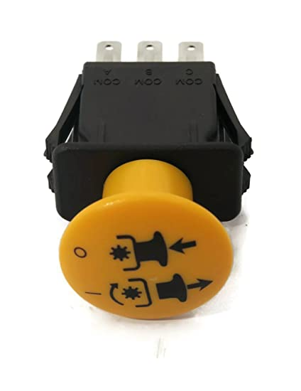 Amazon pto switch fits cub cadet lt1018 lt1022 lt1024 lt1042 pto switch fits cub cadet lt1018 lt1022 lt1024 lt1042 lt1045 lt1046 lt1050 mower by the rop freerunsca Images