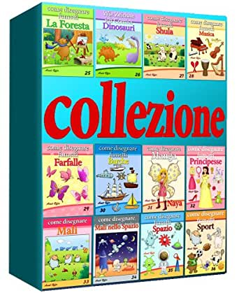 Disegno per Bambini: Come Disegnare Fumetti - collezione