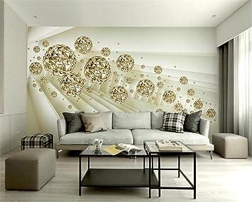 Captivant Hhcyy Mur Papier Peint Personnalisé Décoration Maison Peinture Murale 3D  Abstrait Arrière Plan De L