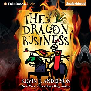 The Dragon Business Hörbuch