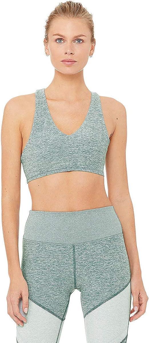 Alo Yoga Women's Workout, Green, One Size