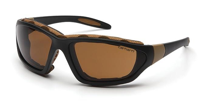 Carhartt Carthage Safety Glasses - Lunettes de sécurité - -  Amazon.fr   Vêtements et accessoires e538285be4df