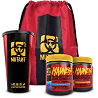 Mutant Madness Power Punch Bundle - Pre-Workout Powders Engineered Exclusively for High-Intensity Workouts with…