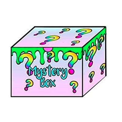 Majestic Toyz Mystery Slime Box: Toys & Games