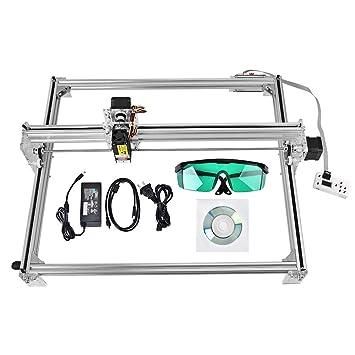 TOPQSC DIY Kits de grabador láser CNC 12V USB Máquina de grabado ...