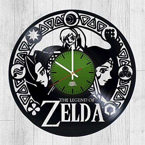 Action-adventure Game Design Vinyl Record Wall Clock - Wonderful