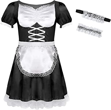 Ruffled Panties Knickers with Lace Hosiery Glamour Womens Fancy Dress Costume