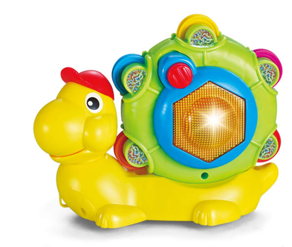 Youth Kid Musical Club Fancy Sea Turtle Assemble Design Quality Music Box/ Finger Training Children Toy for Age 3 or Above/ Wind Music by Mapnana