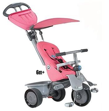 Smart Trike Recliner 4 In 1 Pink  sc 1 st  Amazon.com & Amazon.com: Smart Trike Recliner 4 In 1 Pink: Toys u0026 Games islam-shia.org