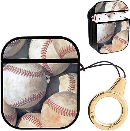 Wireless Airpod Case Cool Vintage Baseball