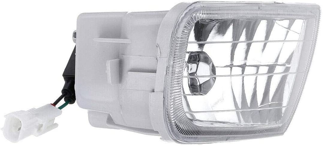 Nrpfell Phares Anti-Brouillard de Pare-Chocs Avant W Ampoule pour Corolla AE100 AE101 93-97 A1649060451