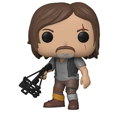 Funko 43531 POP. Vinyl TV: Walking Dead-Daryl Collectible Figure, Multicolour, 3.75 inches: Toys & Games