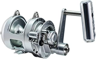 product image for Accurate Platinum TwinDrag ATD 30 Reel - Silver - Right Handed