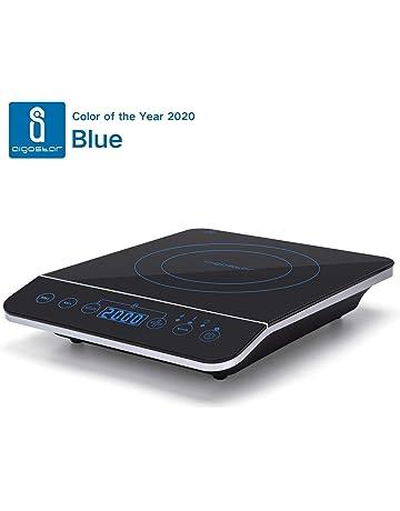 piani cottura portatile scaldarsi nero tavolo ELECTRIC 2500W DOPPIA piastra fornelli