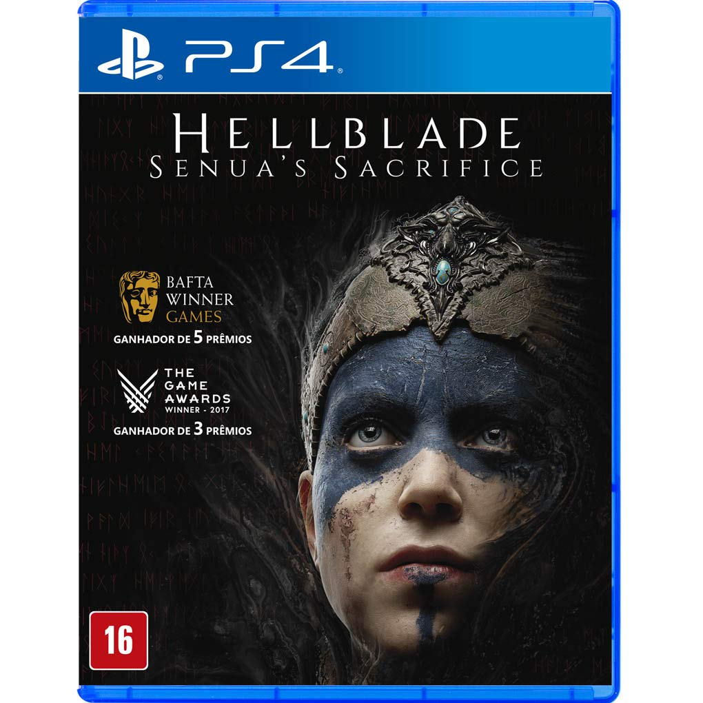 Hellblade: Senuas Sacrifice for PlayStation 4 [USA]: Amazon ...