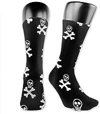 chaussettes tête de mort velo 1