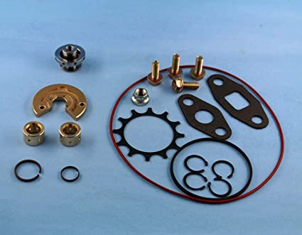 XtremeAmazing New Turbo Charger Rebuild Repair Kit Set Compatible with Garrett T3 T4 TA31 TB03 T04B