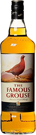 The Famous Grouse Whisky Escoces, 40% - 1000 ml