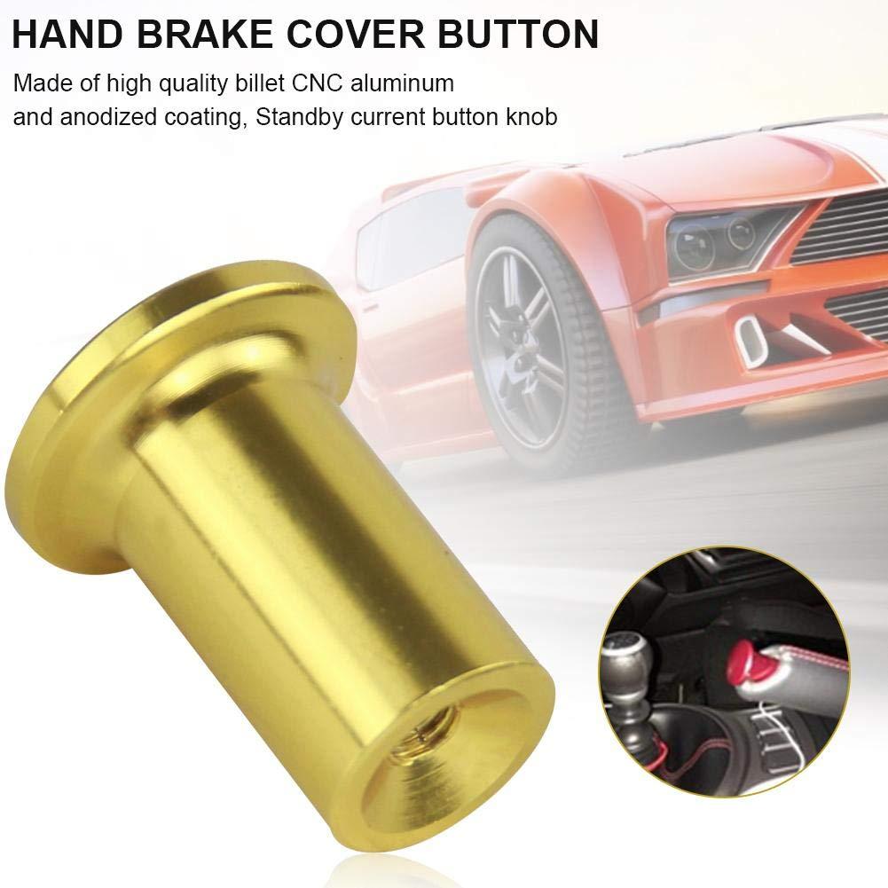 juman634 Manopola Rotante Universale per Auto in Alluminio e Freno Maniglia Freno Freno Drift Lock Button