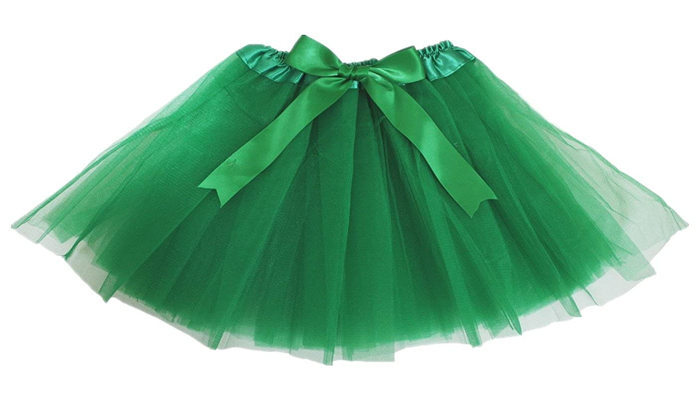 Petitebella Solid Color Tulle Tutu Skirt for Lady P140