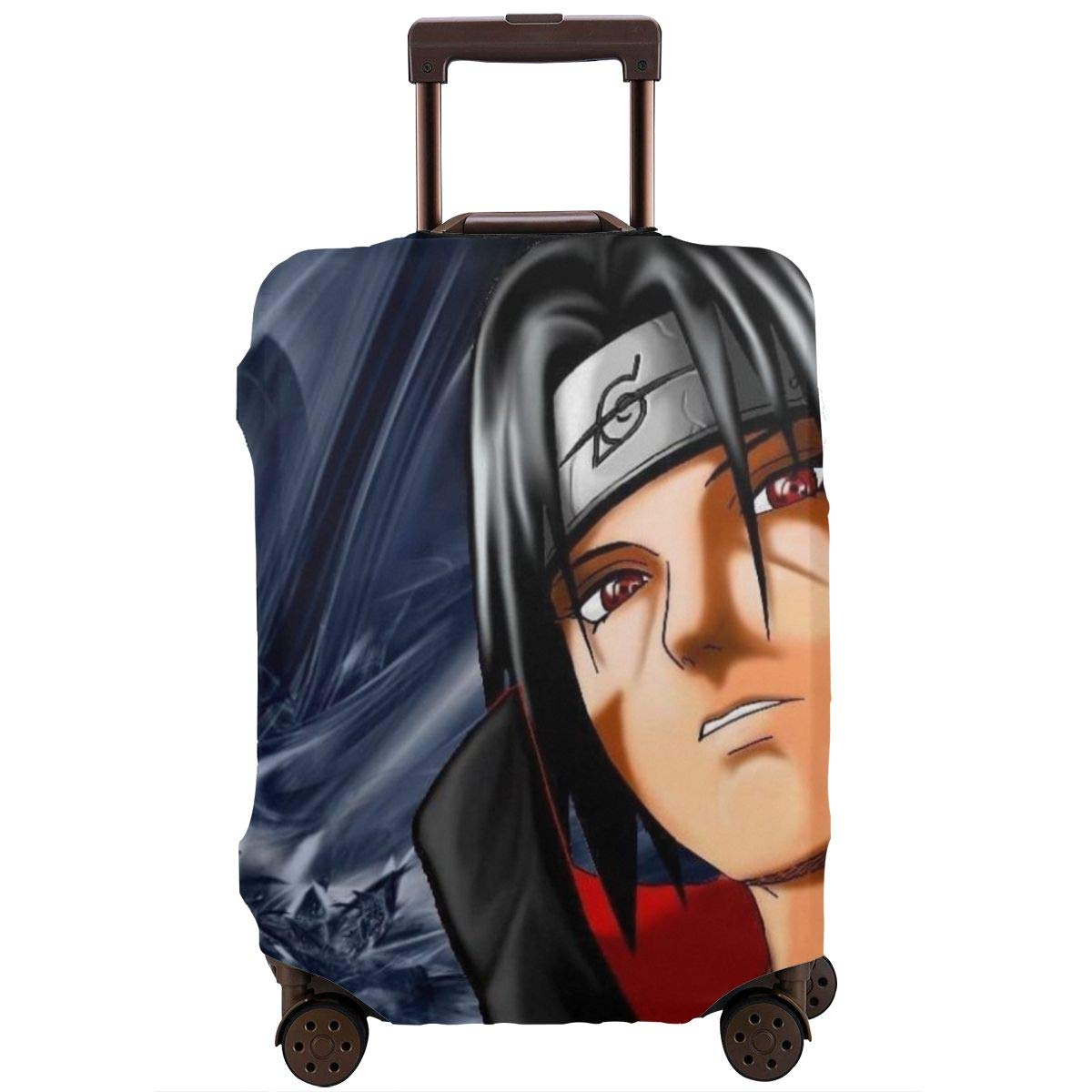Naruto Suitcase Protector Travel Luggage Cover Fit