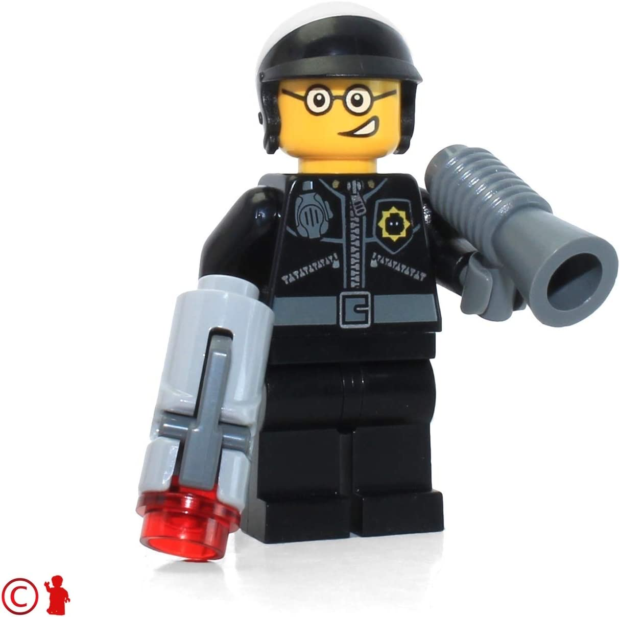 LEGO® Bad Cop Minifig The LEGO Movie