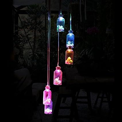 Amazon.com: Vidillo – campanas solares de viento, campanas ...