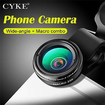 Amazon com : Mobile Phone Lenses - Phone Lens, 2 in 1 0 45X