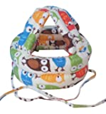 Infant, Toddler & Baby Child No Bumps Safety Protective Hat