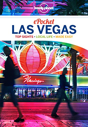 Lonely Planet Pocket Las Vegas (Travel Guide) cover
