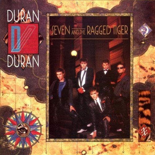Seven & The Ragged Tiger by Duran Duran (1990) Audio CD