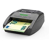 Detectalia D7X - Detector automático de billetes falsos para las divisas EUR, GBP, CHF, PLN y SEK con 100% detección. No…