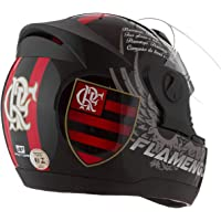 Pro Tork, CAP-FLA-56, Capacete, Evolution 788 G4, Clube de Regatas do Flamengo, Multicor
