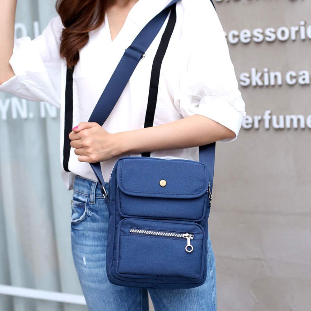 Bags for women Multifunction messenger bags Nylon crossbody shoulder bags