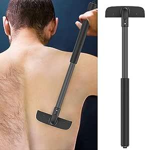 Maquinilla de afeitar para la espalda, para hombre, para la ...